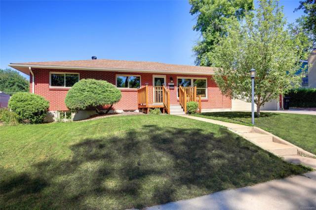 2945 S Winona Court, Denver, CO 80236 (#3135943) :: The Tamborra Team