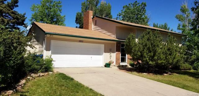 1853 S Uravan Street, Aurora, CO 80017 (#3136324) :: Wisdom Real Estate