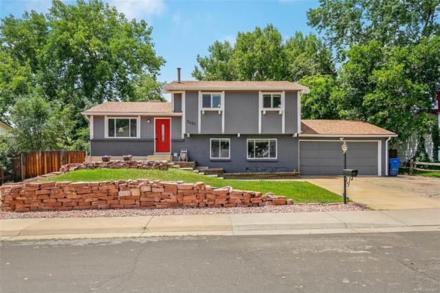 7451 Marshall Street, Arvada, CO 80003 (#3136492) :: The Peak Properties Group
