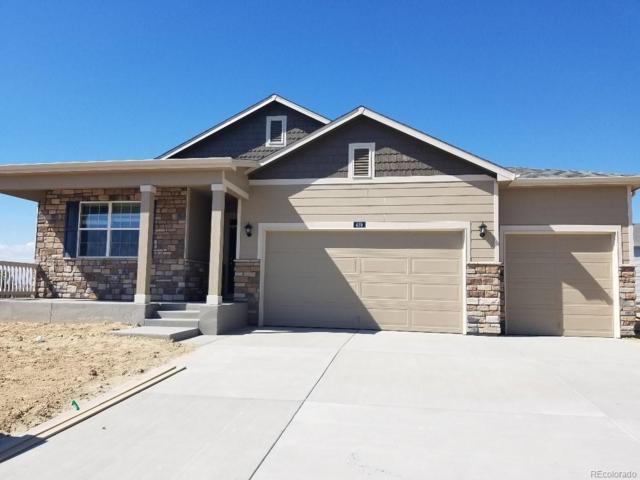 439 3rd Street, Severance, CO 80550 (#3137264) :: The Peak Properties Group