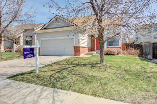 2624 S Gibraltar Street, Aurora, CO 80013 (#3137303) :: The Peak Properties Group