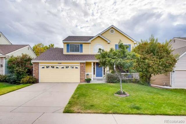 3564 Boardwalk Circle, Highlands Ranch, CO 80129 (#3137427) :: Wisdom Real Estate
