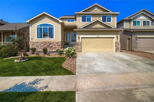 433 Iron Street, Lochbuie, CO 80603 (#3137565) :: The Pete Cook Home Group