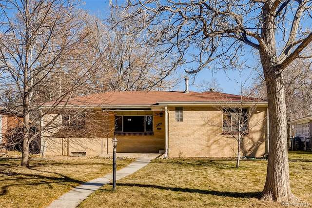 1570 S Birch Street, Denver, CO 80222 (MLS #3137638) :: 8z Real Estate