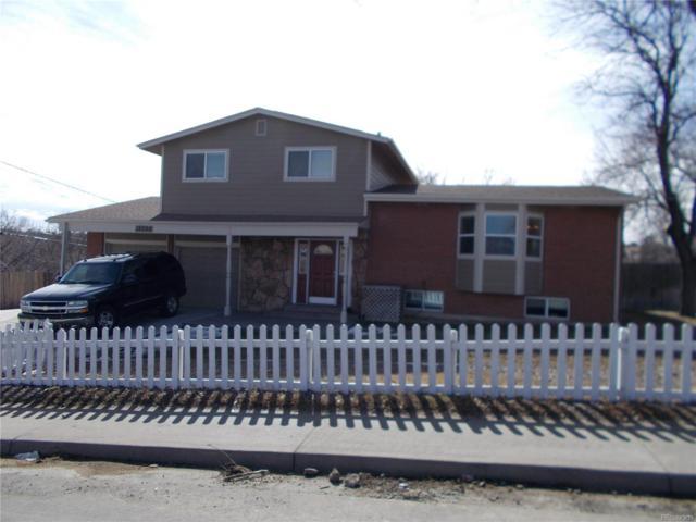 12590 W 32nd Avenue, Wheat Ridge, CO 80033 (#3137656) :: The Peak Properties Group