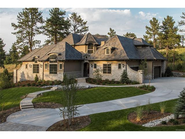 2130 Avenida Del Sol, Castle Rock, CO 80104 (MLS #3137773) :: 8z Real Estate