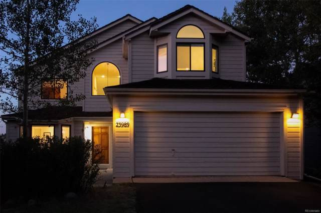 23989 High Meadow Drive, Golden, CO 80401 (MLS #3137790) :: 8z Real Estate