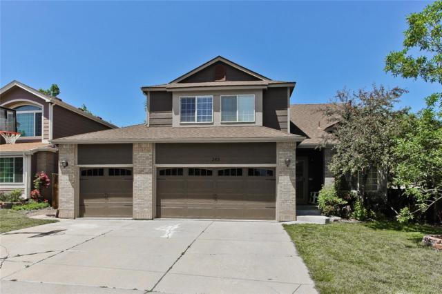 265 Dunhill Street, Castle Rock, CO 80104 (#3137921) :: HomeSmart Realty Group