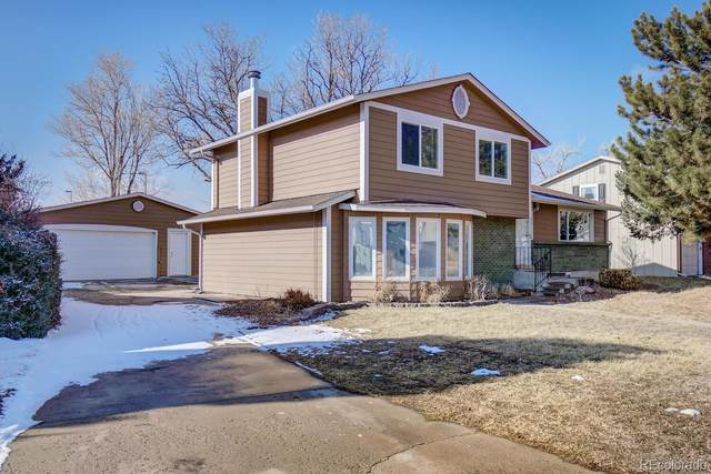 7779 S Fenton Street, Littleton, CO 80128 (#3138896) :: The HomeSmiths Team - Keller Williams