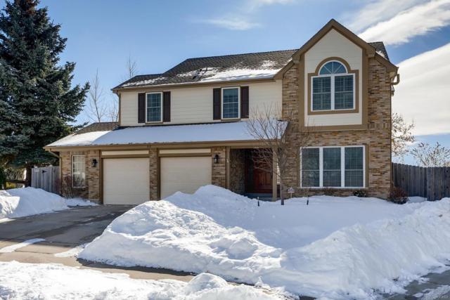 318 Clare Drive, Castle Pines, CO 80108 (#3139425) :: Colorado Team Real Estate