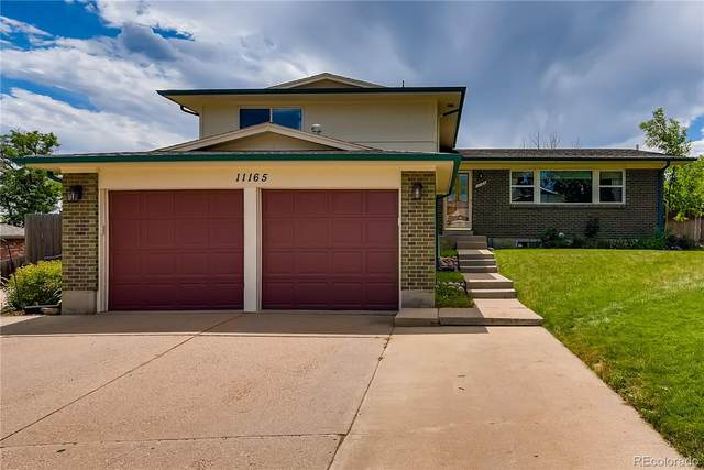 11165 Cherokee Street, Northglenn, CO 80234 (MLS #3140092) :: 8z Real Estate