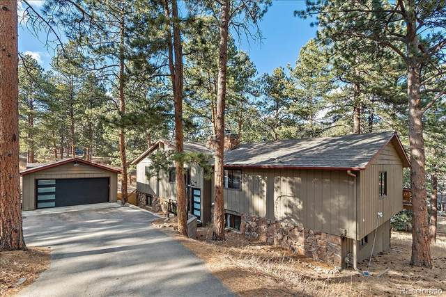 28209 Pine Drive, Evergreen, CO 80439 (#3140279) :: Realty ONE Group Five Star
