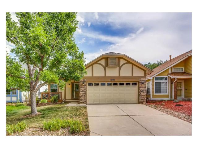 7698 Halleys Drive, Littleton, CO 80125 (MLS #3140443) :: 8z Real Estate