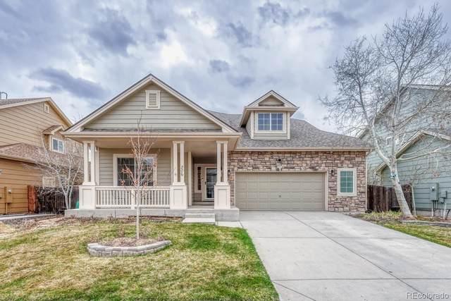 206 Cherry Street, Castle Rock, CO 80104 (MLS #3140952) :: 8z Real Estate