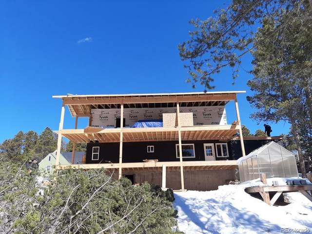 1824 Ridgeview Drive, Leadville, CO 80461 (#3140961) :: Finch & Gable Real Estate Co.
