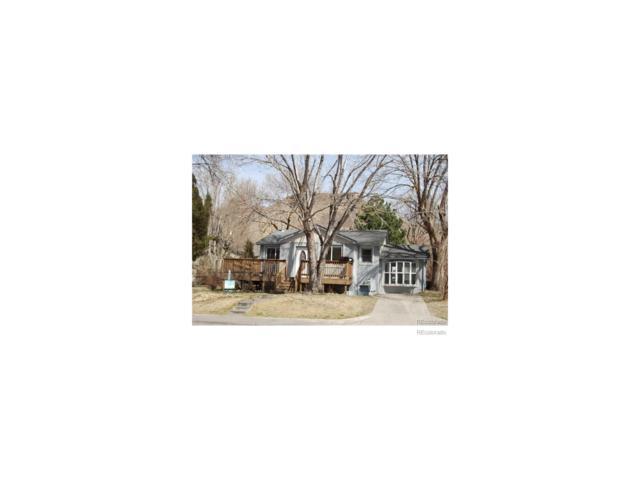 2215 Ford Street, Golden, CO 80401 (MLS #3141403) :: 8z Real Estate