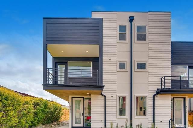 1370 N Knox Court, Denver, CO 80204 (#3141650) :: West + Main Homes
