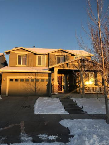10522 E Olathe Street, Commerce City, CO 80022 (#3141718) :: The Griffith Home Team