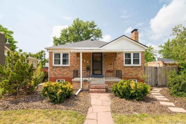 3926 W 26th Avenue, Denver, CO 80212 (MLS #3142036) :: 8z Real Estate