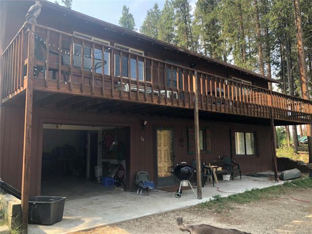 70 County Road 494, Grand Lake, CO 80447 (#3142074) :: The Heyl Group at Keller Williams