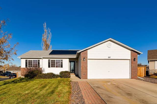 327 Scotch Pine Court, Severance, CO 80550 (#3142802) :: Bring Home Denver with Keller Williams Downtown Realty LLC