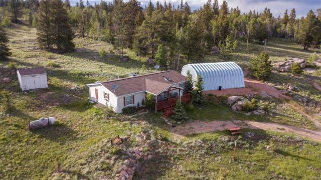 403 Bear Trail, Florissant, CO 80816 (#3142846) :: The Heyl Group at Keller Williams
