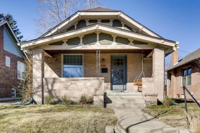 1061 Adams Street, Denver, CO 80206 (#3143109) :: Hometrackr Denver
