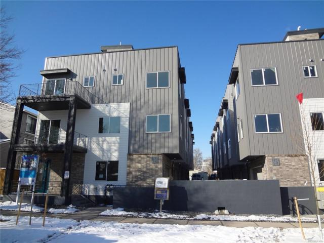 2737 W 24th Avenue #3, Denver, CO 80211 (MLS #3143110) :: Bliss Realty Group