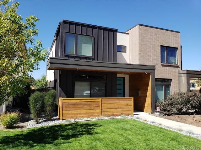 2627 S Sherman Street, Denver, CO 80210 (#3143287) :: Wisdom Real Estate