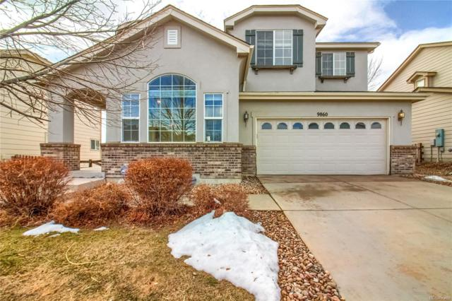 9860 N Crystal Lake Drive, Littleton, CO 80125 (#3143714) :: Colorado Home Finder Realty