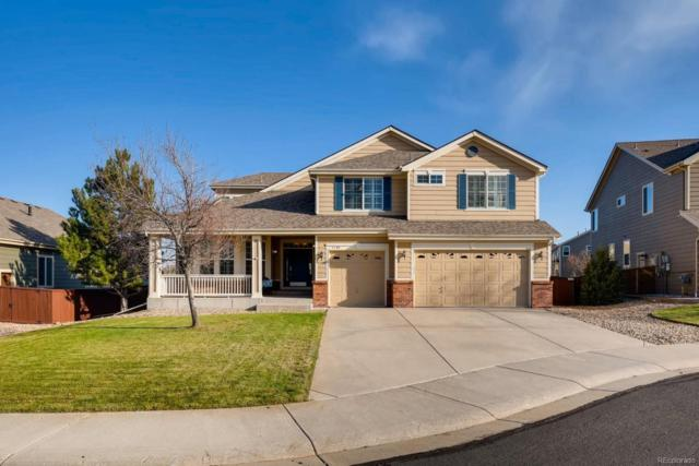 7198 Calcite Court, Castle Rock, CO 80108 (#3144220) :: The Griffith Home Team