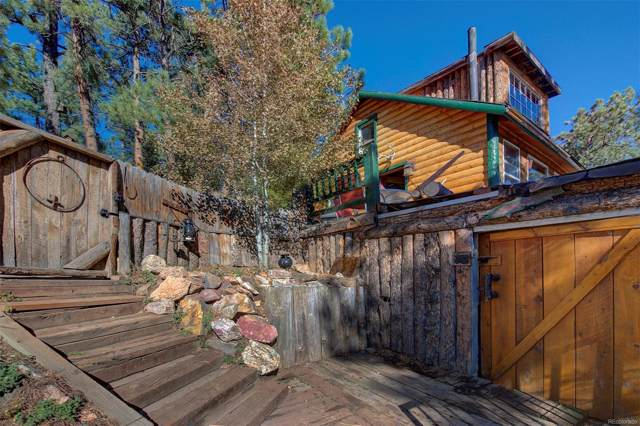 3204 Piney Ridge Road, Evergreen, CO 80439 (#3144514) :: Bring Home Denver with Keller Williams Downtown Realty LLC