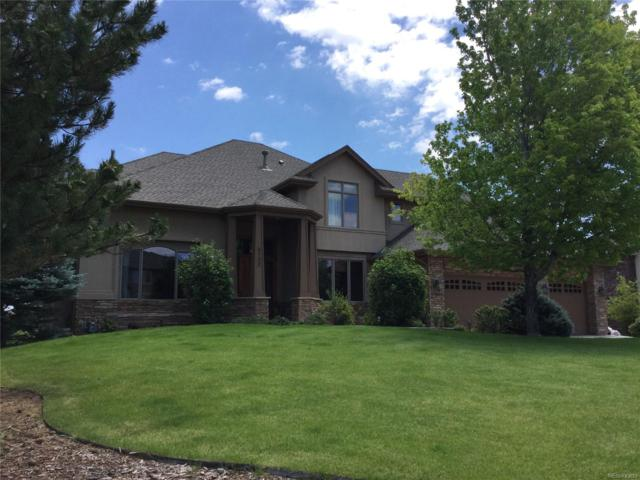 5122 Horned Owl Way, Parker, CO 80134 (#3144543) :: Colorado Home Realty