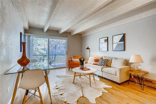 200 Pearl Street #207, Denver, CO 80203 (#3144782) :: Portenga Properties