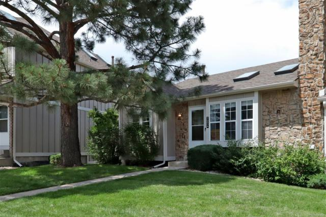 9683 W Chatfield Avenue A, Littleton, CO 80128 (#3144924) :: The Heyl Group at Keller Williams