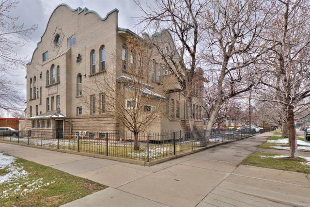 108 W Byers Place #201, Denver, CO 80223 (#3145581) :: The Dixon Group