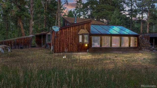 12511 S Ridge Road, Conifer, CO 80433 (MLS #3145670) :: Kittle Real Estate