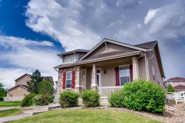 1314 S Coolidge Circle, Aurora, CO 80018 (#3145837) :: The HomeSmiths Team - Keller Williams