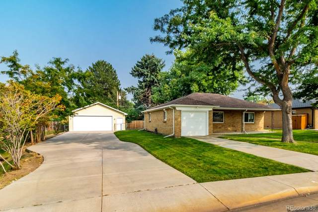 3550 Harlan Street, Wheat Ridge, CO 80033 (#3146135) :: Peak Properties Group