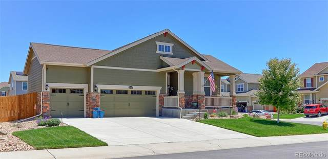 16024 Columbine Street, Thornton, CO 80602 (MLS #3146262) :: The Sam Biller Home Team