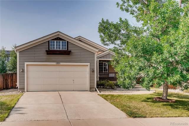 1371 Leyner Drive, Erie, CO 80516 (#3146691) :: Wisdom Real Estate