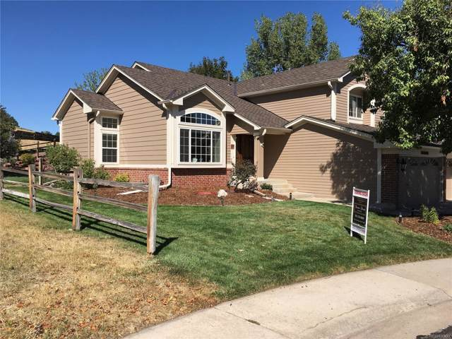 2775 S Braun Way, Lakewood, CO 80228 (MLS #3147417) :: Keller Williams Realty