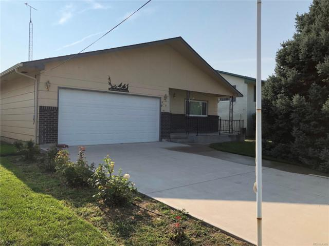 810 King Street, Wray, CO 80758 (#3147430) :: The Peak Properties Group