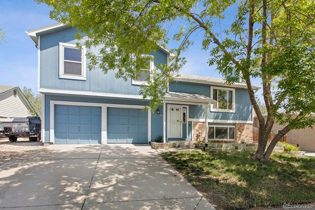 4109 E 107th Place, Thornton, CO 80233 (MLS #3147552) :: 8z Real Estate