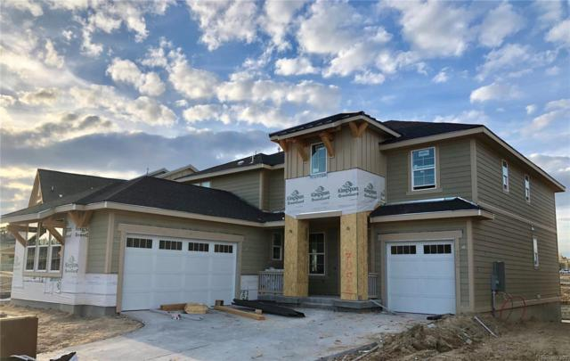 7056 Hyland Hills Street, Castle Pines, CO 80108 (#3147990) :: Compass Colorado Realty
