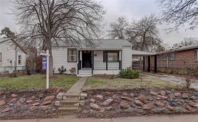 3780 S Delaware Street, Englewood, CO 80110 (#3148120) :: Bring Home Denver with Keller Williams Downtown Realty LLC