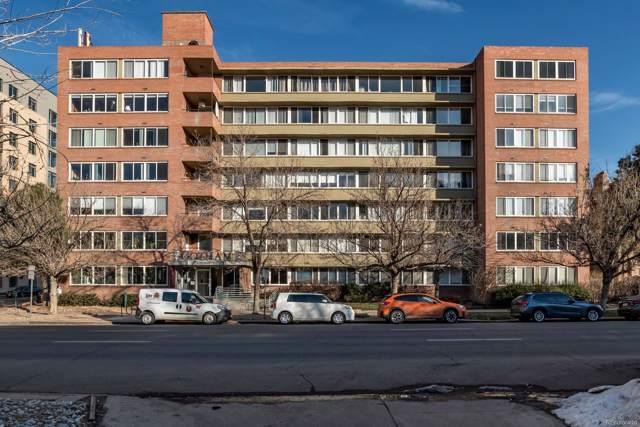 1196 N Grant Street #712, Denver, CO 80203 (#3148315) :: True Performance Real Estate