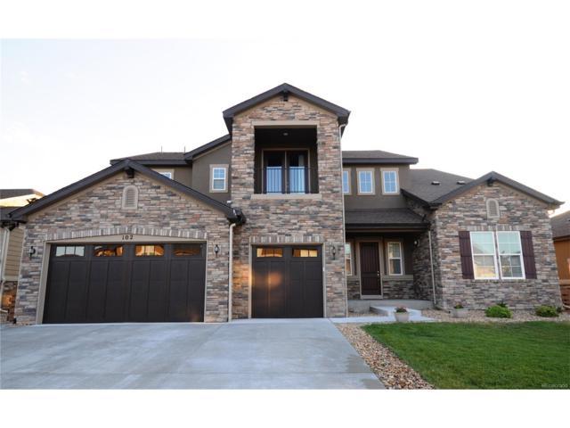102 Sunshine Circle, Erie, CO 80516 (MLS #3148400) :: 8z Real Estate