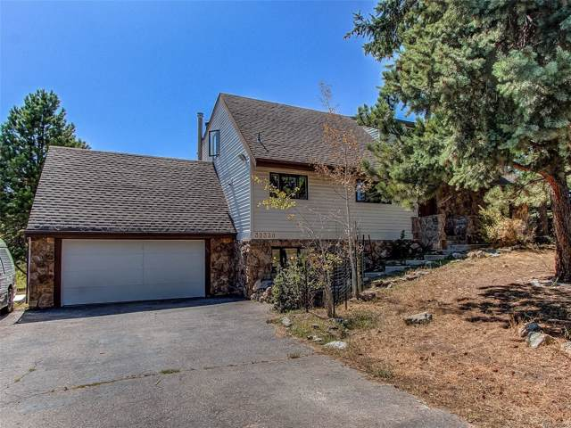 30330 Palomino Drive, Evergreen, CO 80439 (#3148589) :: The Heyl Group at Keller Williams