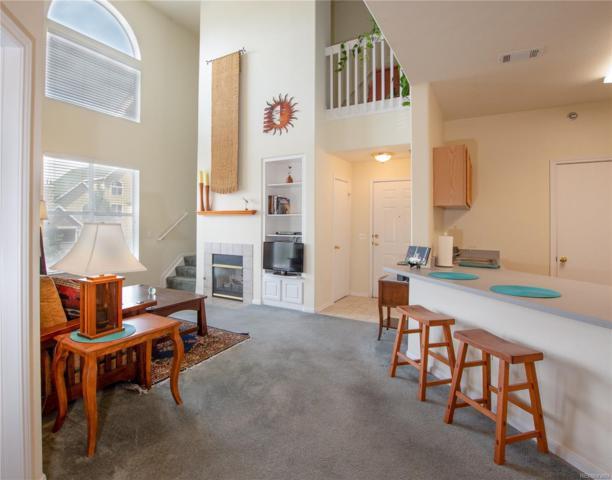 6021 Castlegate Drive E24, Castle Rock, CO 80108 (#3148746) :: The Peak Properties Group